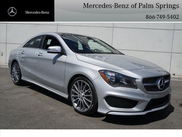 Certified Pre-Owned 2016 Mercedes-Benz CLA 250 Sport Coupe
