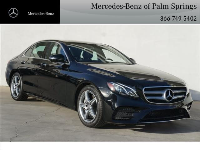 Pre-Owned 2017 Mercedes-Benz E-Class E 300 SEDAN