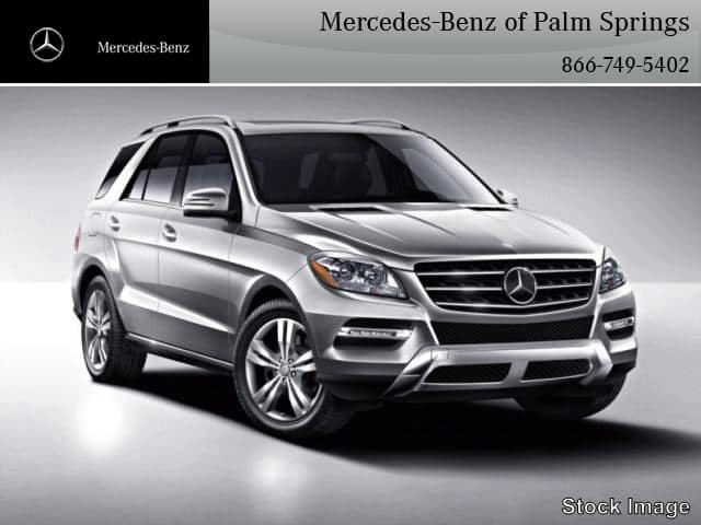 Pre-Owned 2014 Mercedes-Benz M-Class ML 350 SUV AWD 4MATIC®