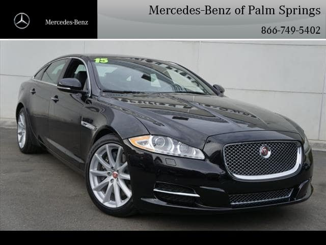 Pre-Owned 2015 Jaguar XJL XJL Portfolio Sedan RWD