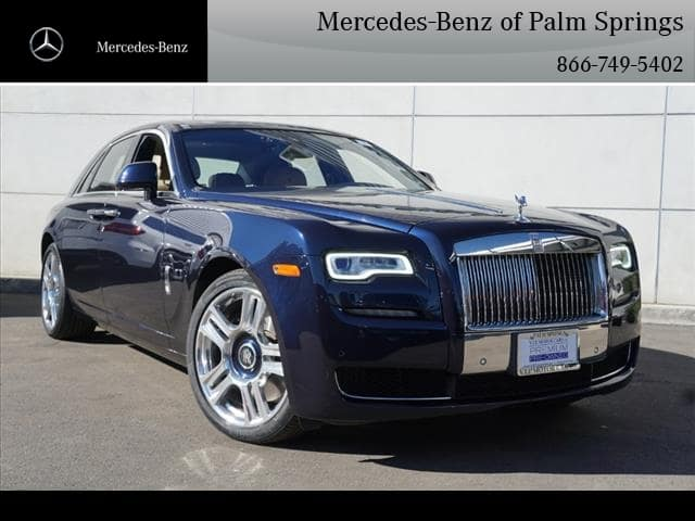 Pre-Owned 2017 Rolls-Royce Ghost Sedan RWD