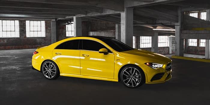 2021 CLA 250 Coupe