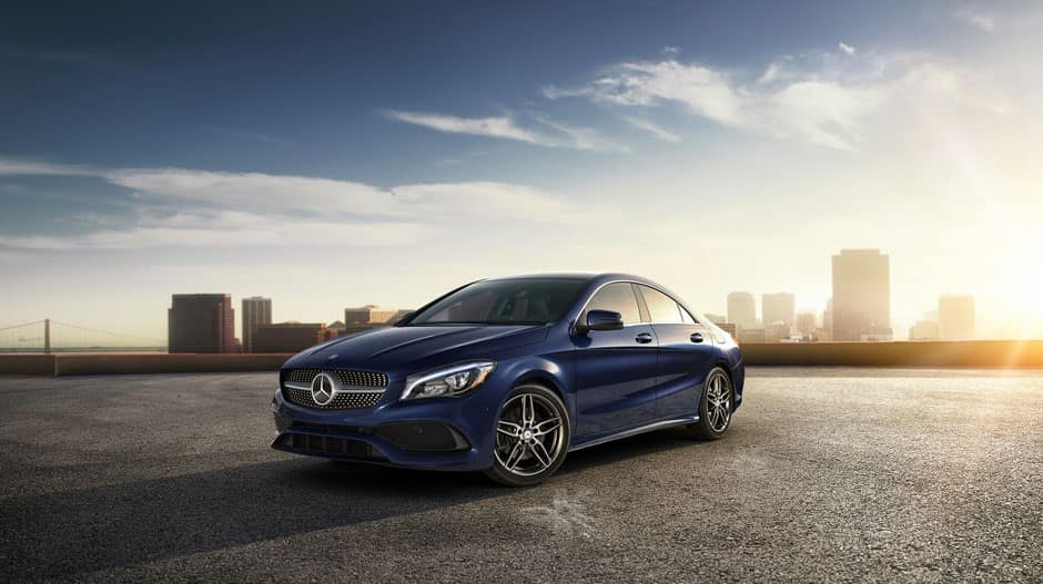 Top 3 Reasons to Buy or Lease a 2018 Mercedes-Benz CLA250