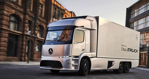 Is the Mercedes-Benz All-Electric Urban eTruck an EV Game Changer?