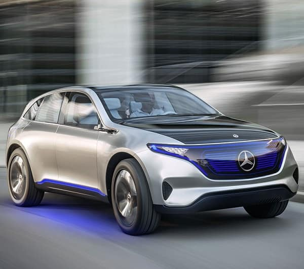 The Future of Mercedes-Benz Electric Vehicles