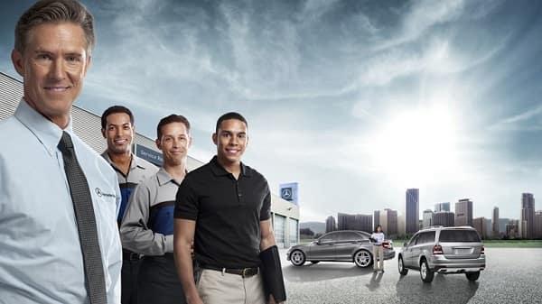 Our Roanoke Mercedes-Benz Executive Loaner Program