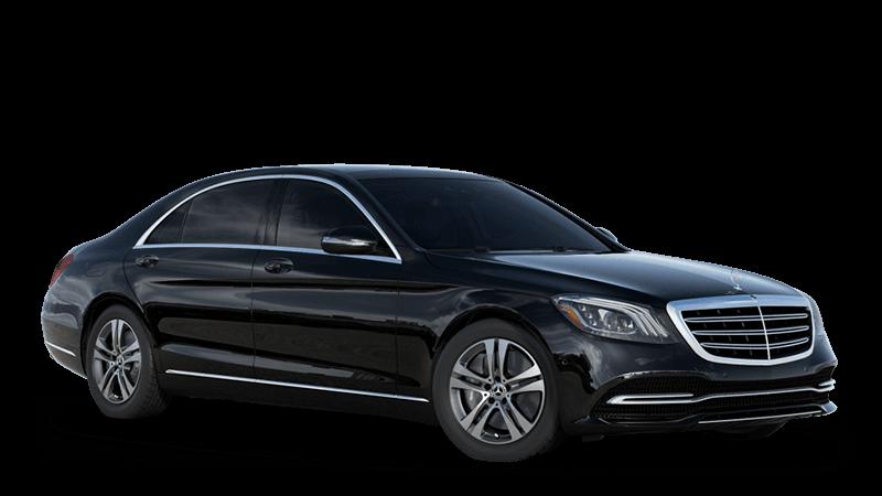 2018 Black Mercedes-Benz S-Class Hero