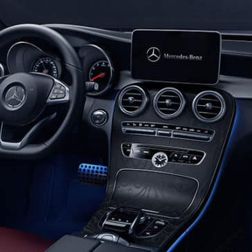2018 Mercedes-Benz Dash