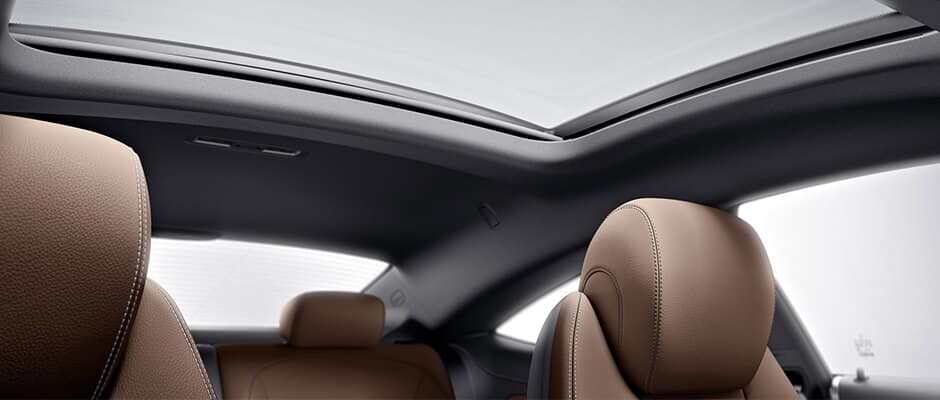 2018 Mercedes-Benz Sunroof