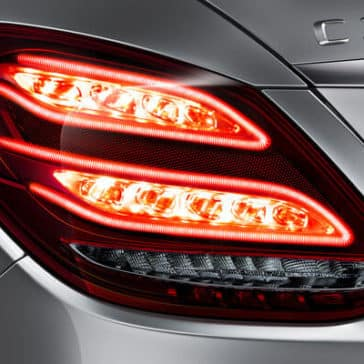 2018 Mercedes-Benz Taillight