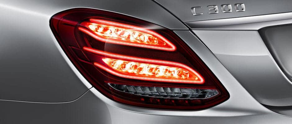 2018 Mercedes-Benz Taillight