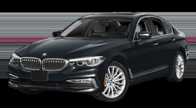 2018 BMW 5 Series Compare