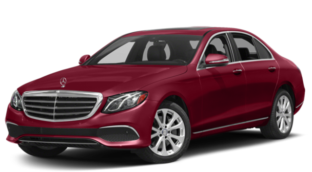 2018 MB E-Class Red