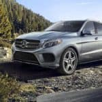 2018 MB GLE Near the Water