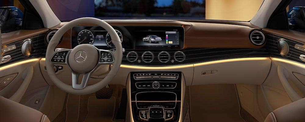 2019 Mercedes Benz E Class Interior Mercedes Benz Of St Louis