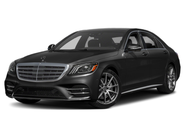 Black 2019 Mercedes-Benz S-Class