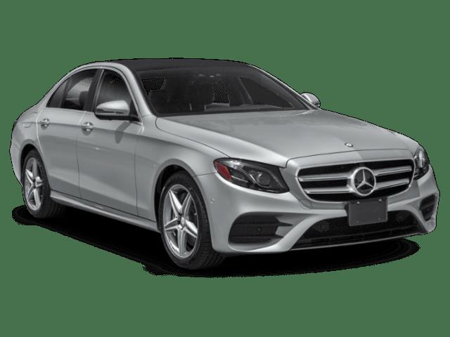Silver 2019 Mercedes-Benz E-Class