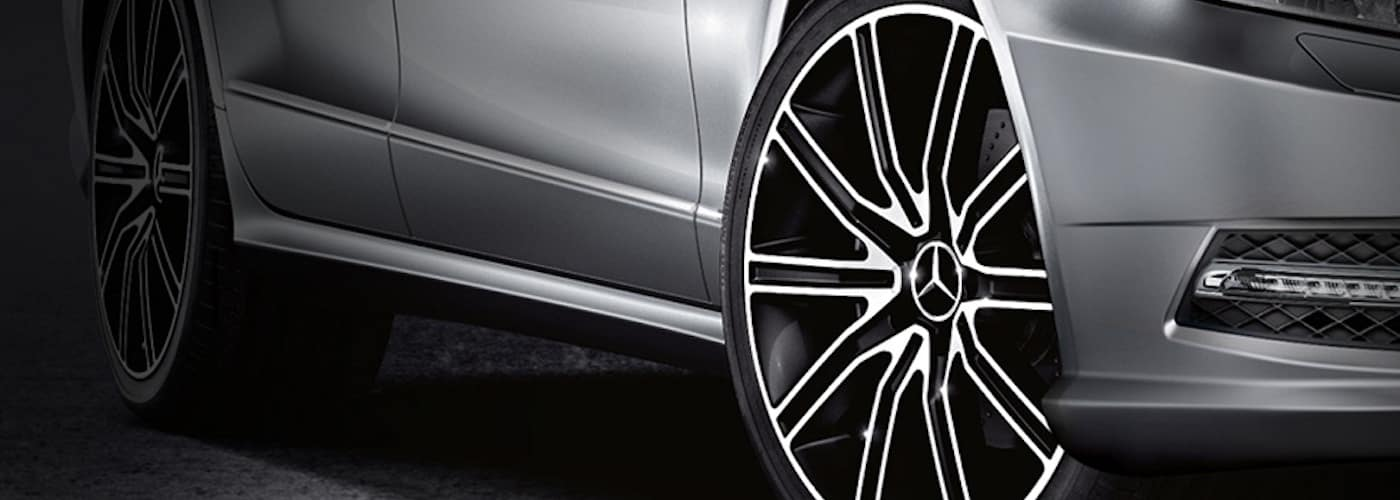 Mercedes-Benz Wheels