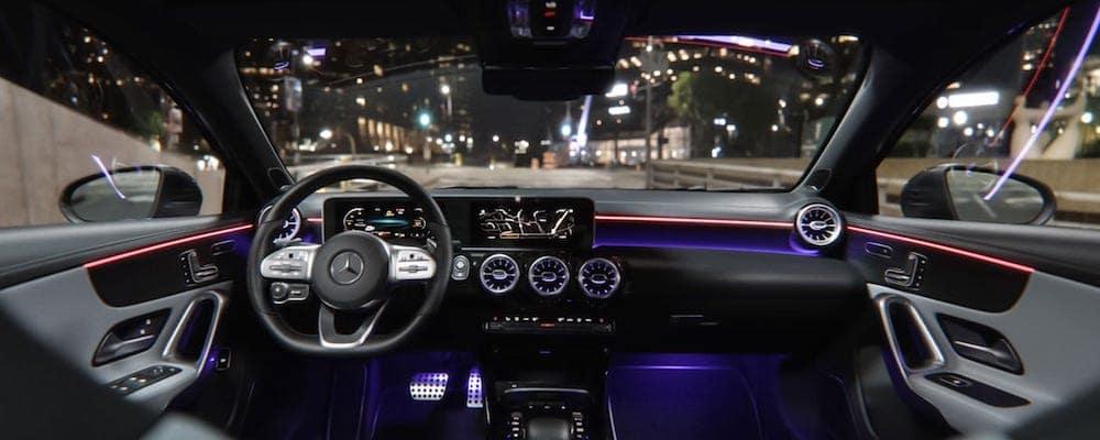 2020 Mercedes-Benz A-Class Front Interior