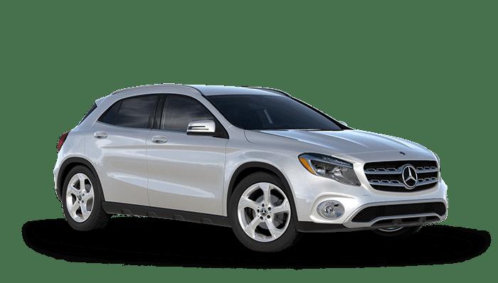 2020 MB GLA Silver