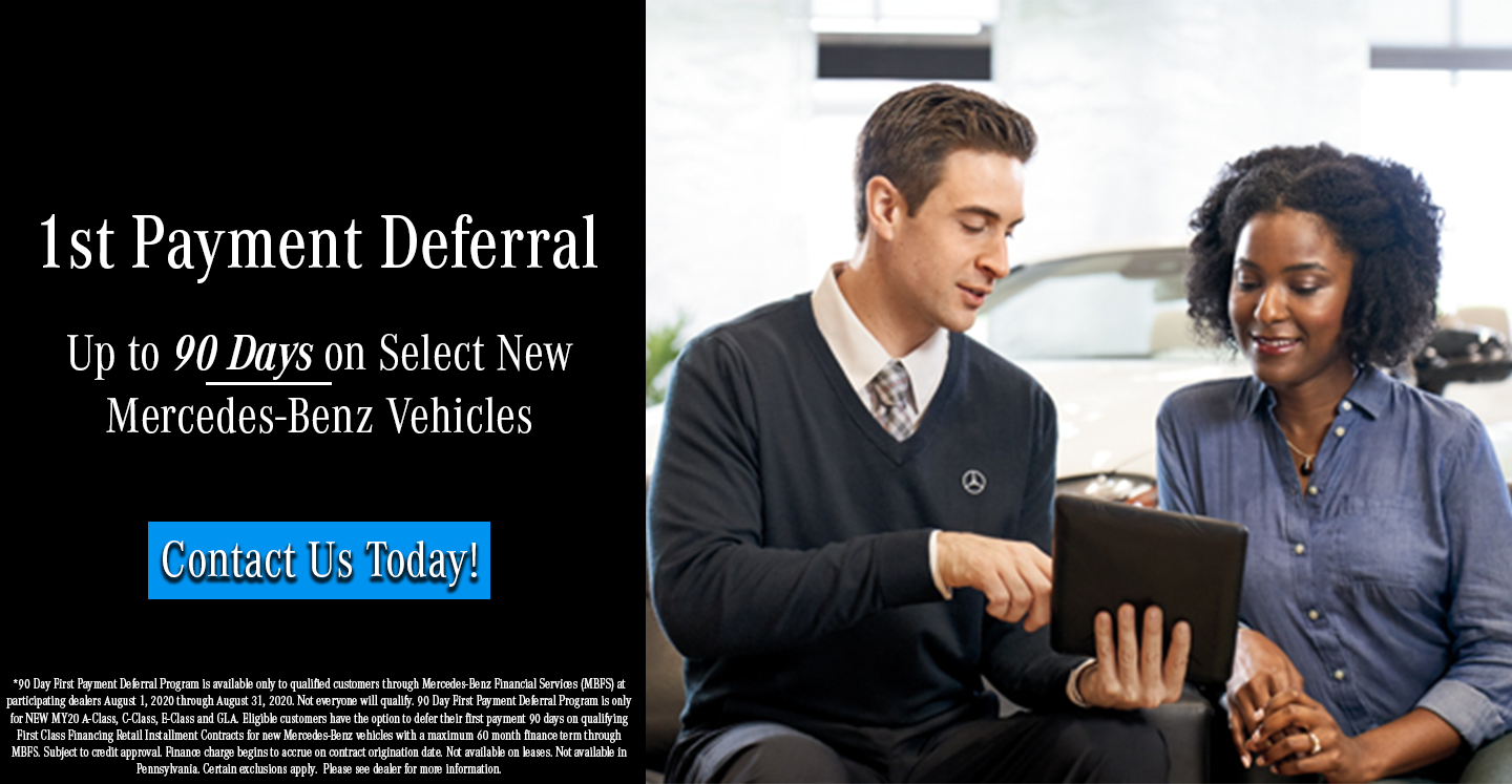 Payment Deferral