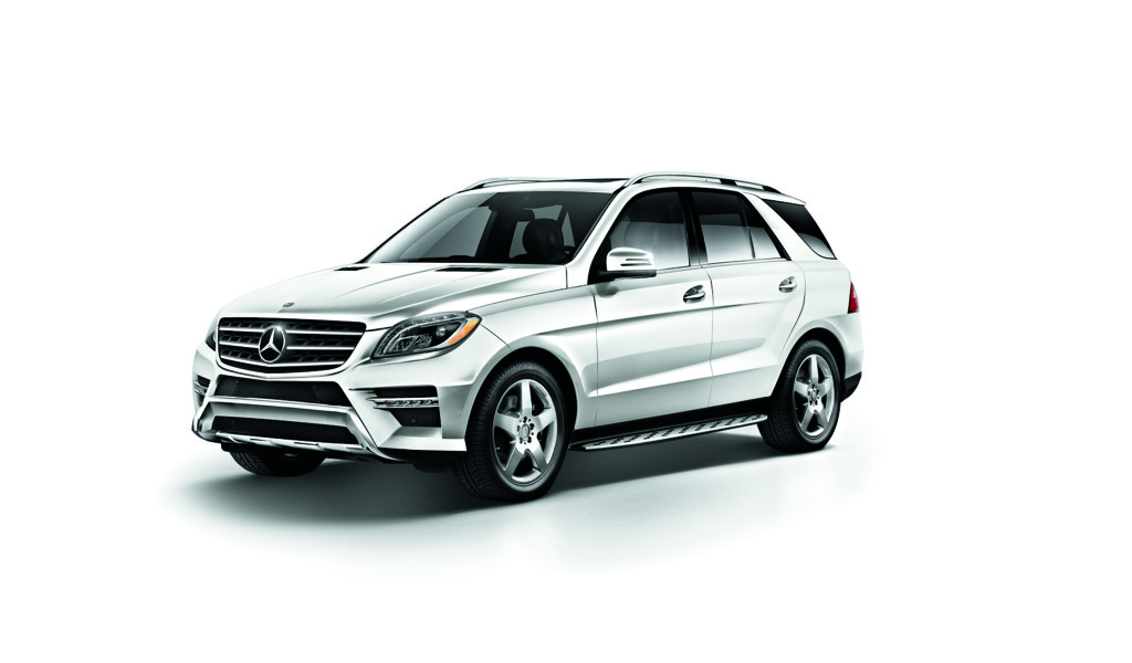 Certified Pre-Owned M-Class Special Financing Rates