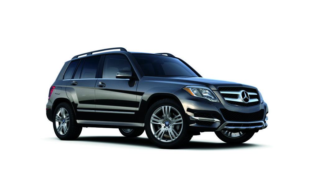 Certified Pre-Owned GLK-Class Special Financing Rates