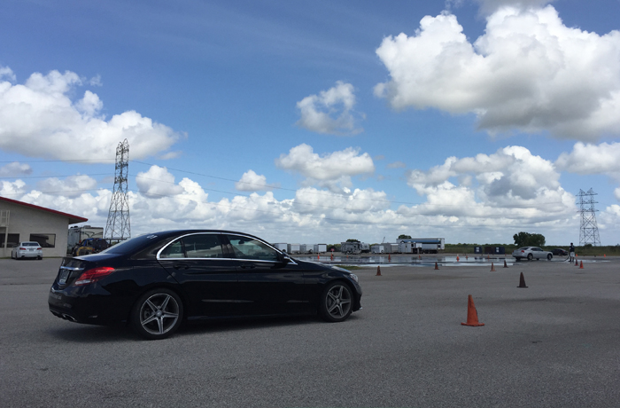 Mbsl teen driving safety school 2016 recap for Mercedes benz sugarland