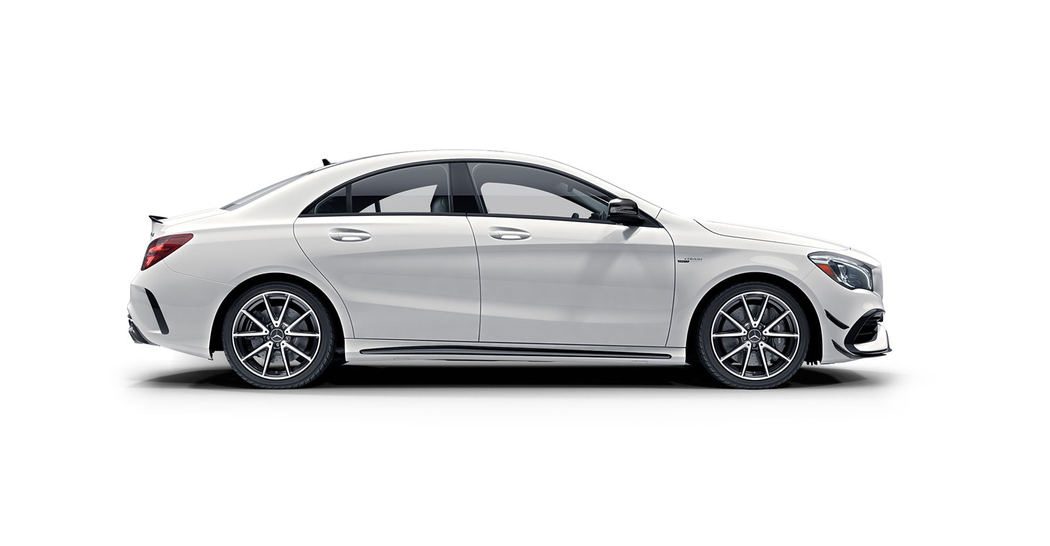 Certified Pre-Owned CLA Coupe Special Financing Rates