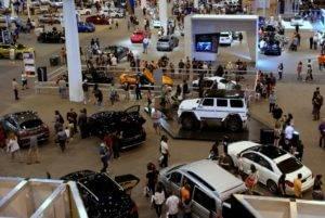 Mercedes-Benz at Houston Auto Show