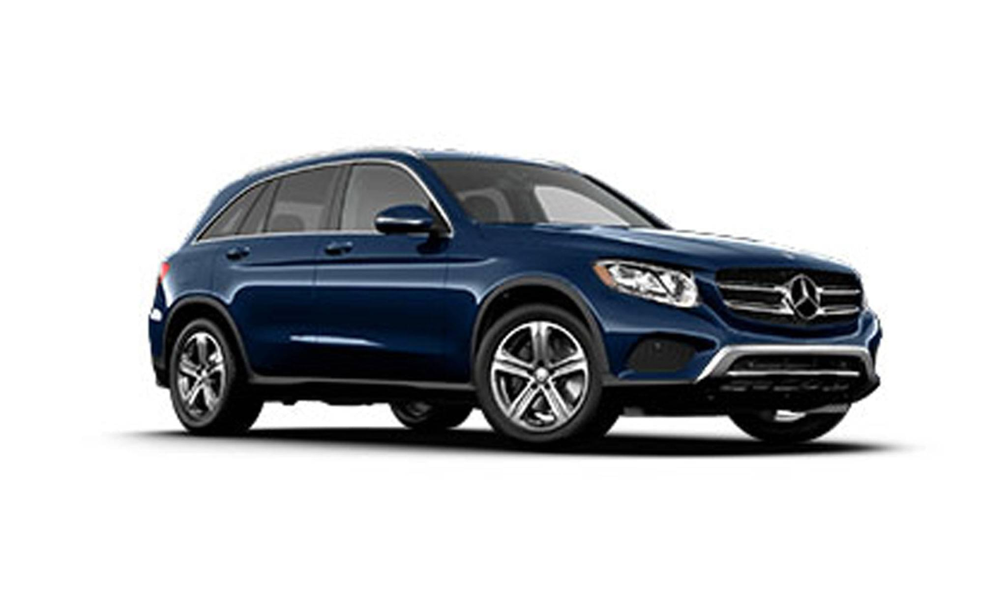 Certified Pre-Owned GLC Special Financing Rates