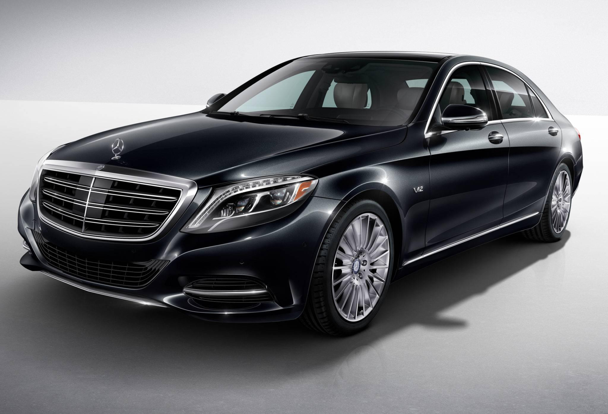 Certified Pre-Owned S-Class Special Financing Rates