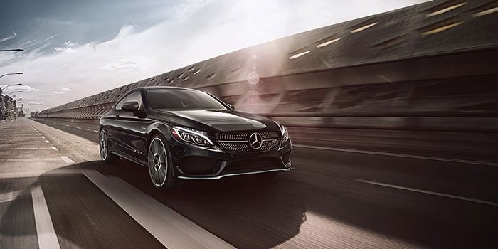 2017 AMG® C 43 Coupe