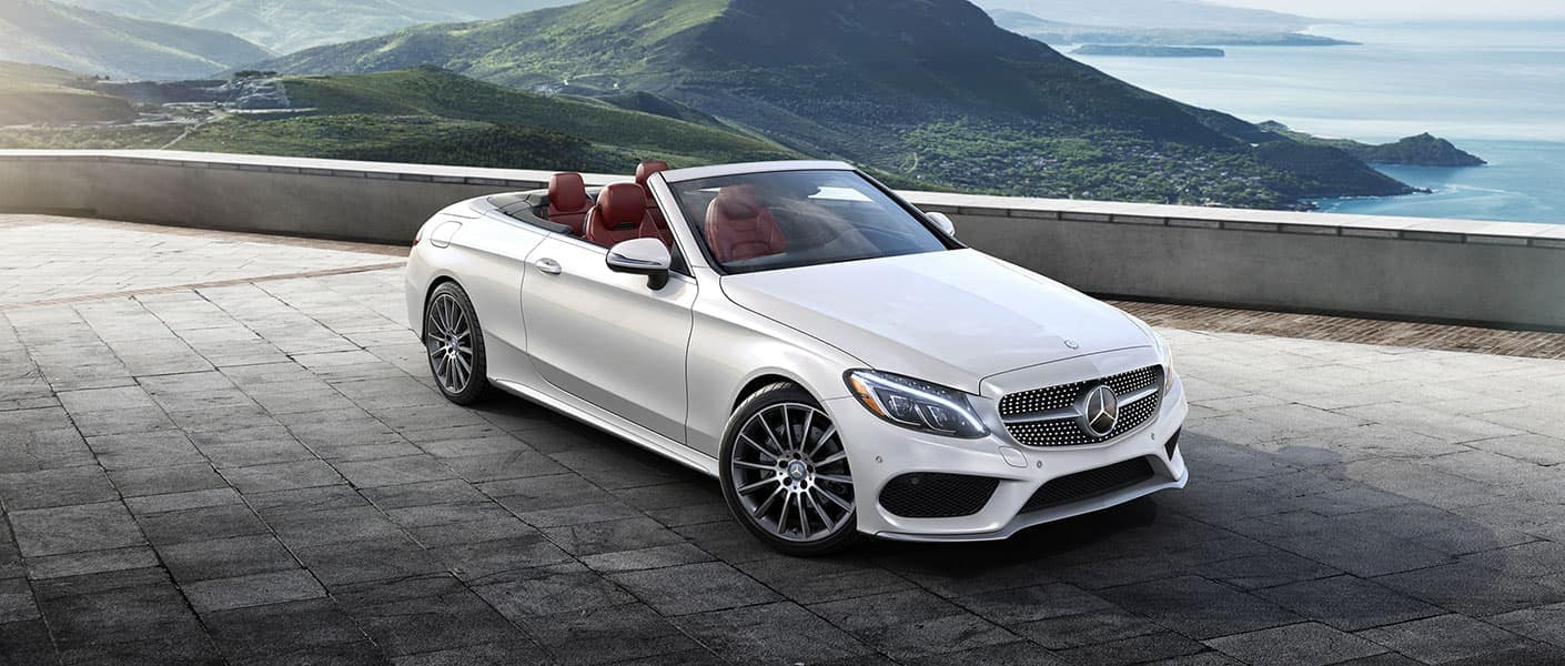 C-Class Cabriolet Banner