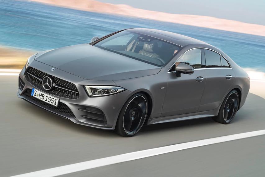 The 2019 Mercedes-Benz CLS 450, CLS 53   Mercedes-Benz of Sugar Land