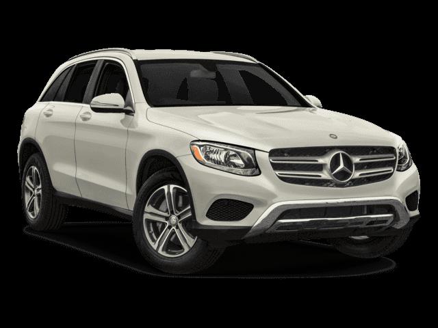 New 2018 Mercedes-Benz GLC 300 SUV
