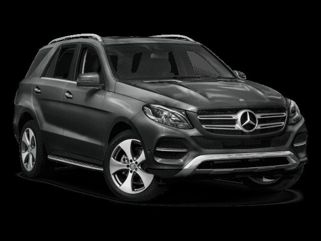 New 2018 Mercedes-Benz GLE SUV 350 SUV