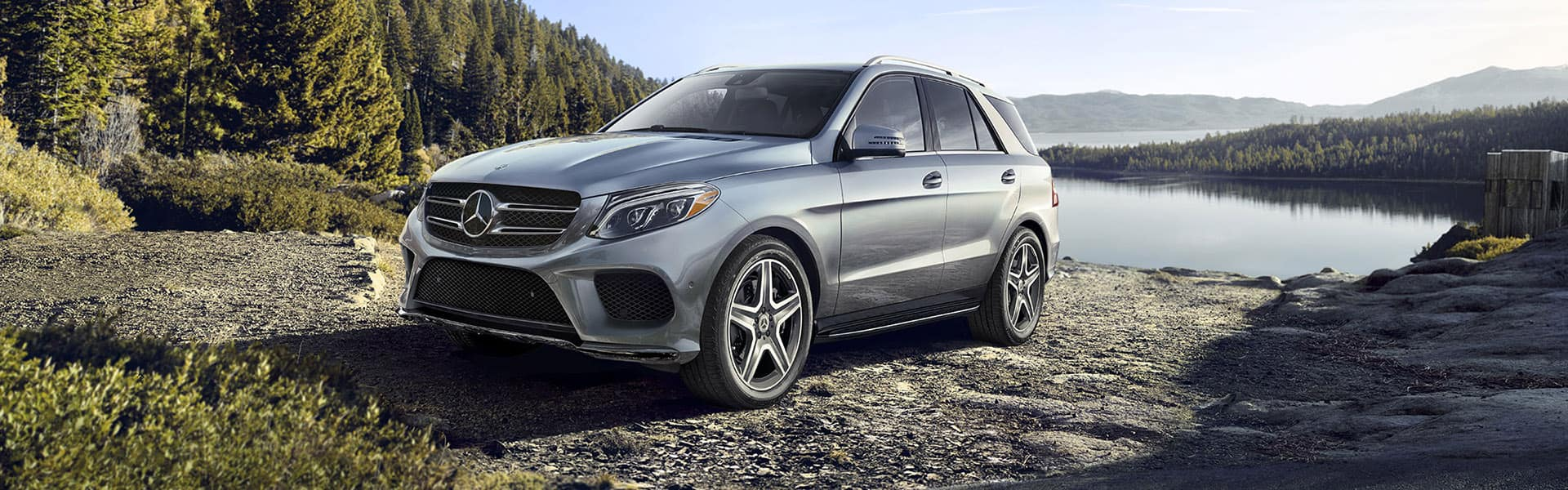 2019 Mercedes-Benz GLE Hero