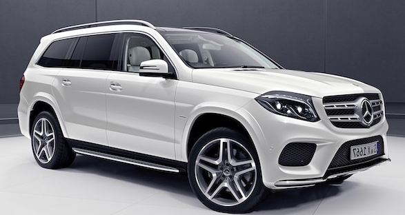 <center>2016/2017/2018 Mercedes-Benz GLS</center>