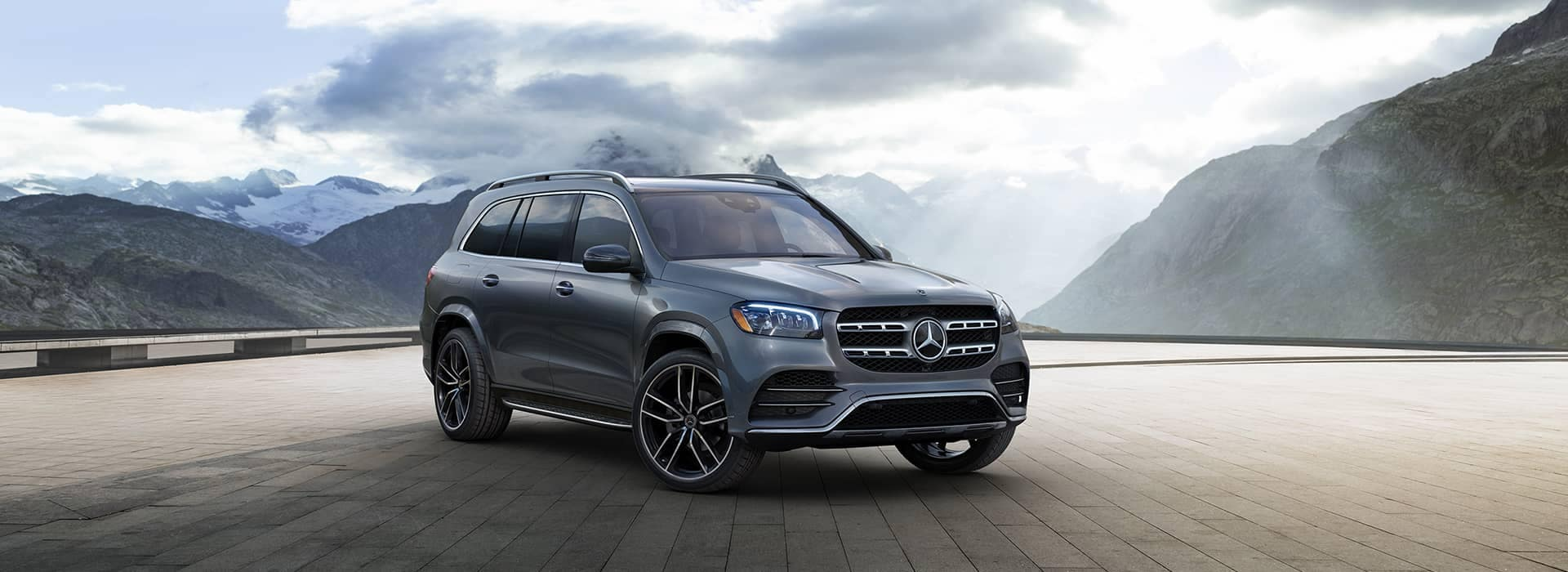2020 MB GLS In The Mountains