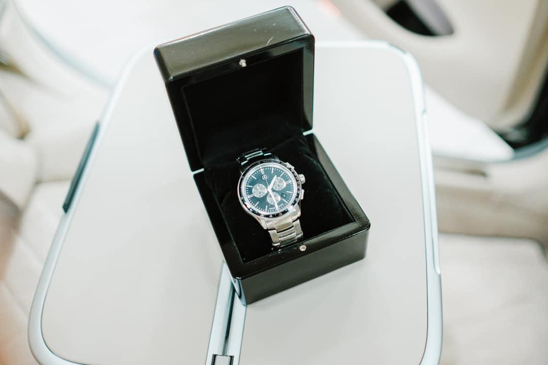 Swiss Made Mercedes-Benz Watch $524