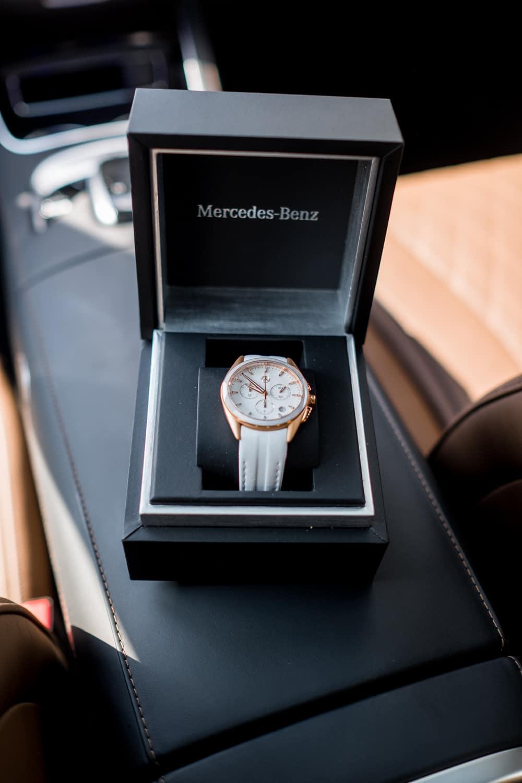 Women's Chronograph Watch $324