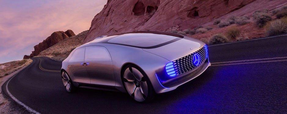 F 015 Concept Car