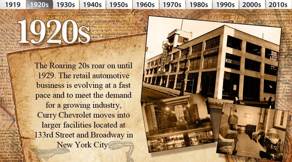 History of Curry Automotive | Mercedes-Benz Dealer near