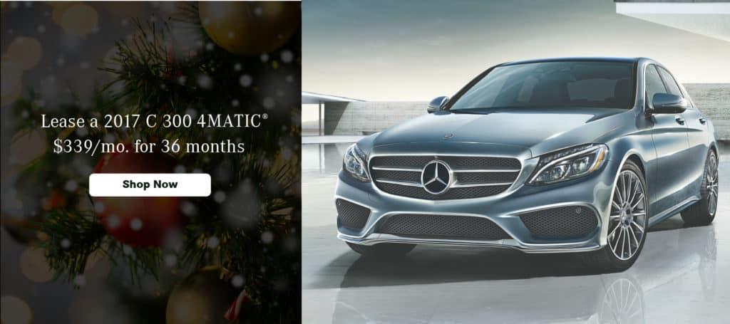 Mercedes-Benz of Wappingers Falls_December Specials_2017 C 300