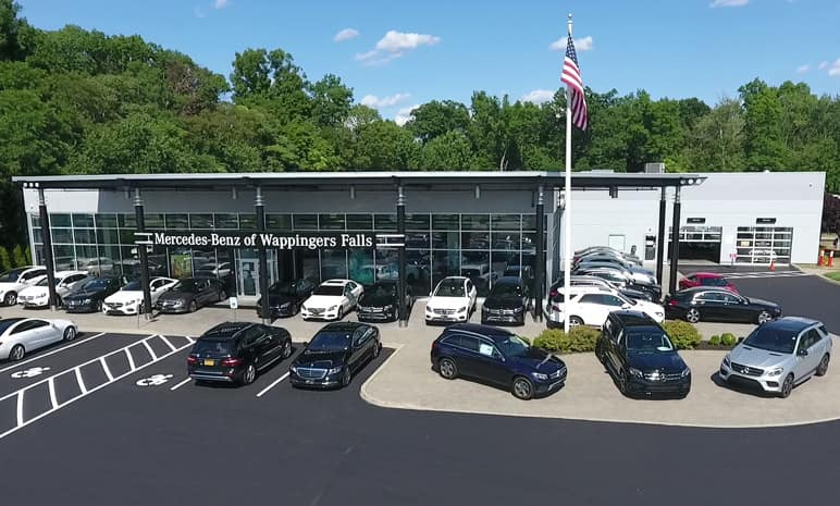 New & Pre-owned Mercedes-Benz Dealer in Wappingers Falls ...