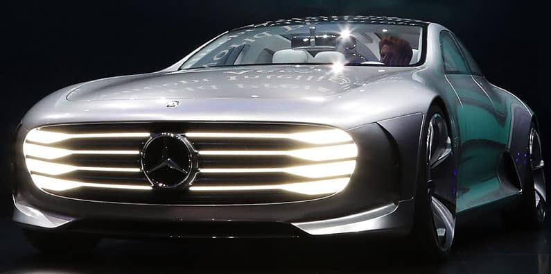 Mercedes Roadside Assistance >> New Electric Cars Planned for Release by 2020 | Mercedes ...