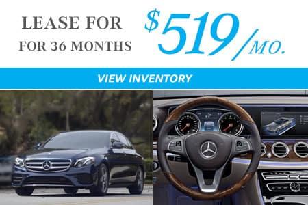 New Mercedes E 300