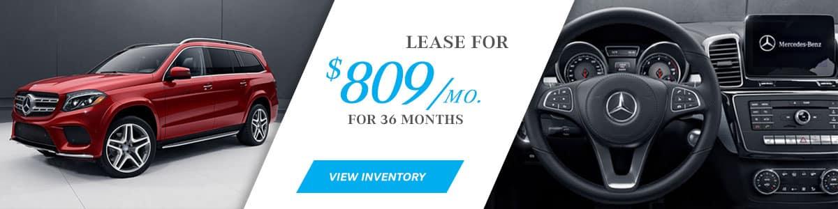 New Mercedes GLS450