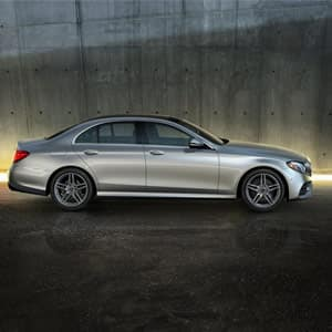 Mercedes-Benz E-Class Performance Exterior